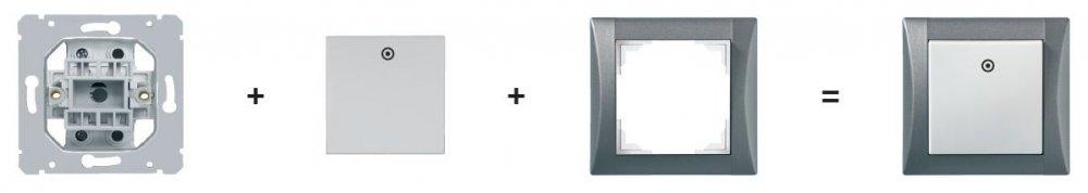 Jak sestavit vypínač ELEGANT?